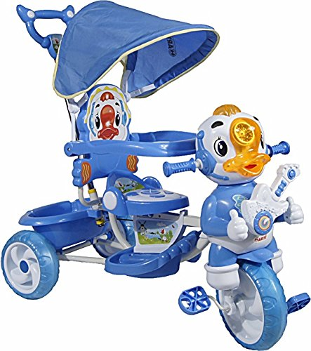 Kinder Fahrrad ARTI Kaczorek A-8-B BLEU