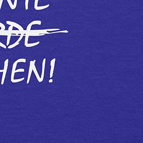 TEXLAB - Machen! - Herren T-Shirt Marine
