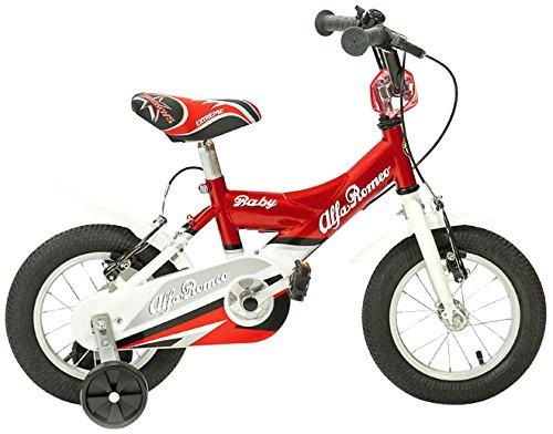 "Alfa Romeo Kinderfahrrad Baby 12"" Kinder Fahrrad Mehrfarbig Preisvergleich"