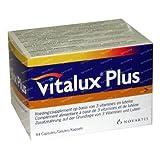 Vitalux Plus Lutein und Omega 3