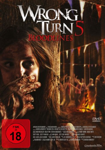 Wrong Turn 5: Bloodlines (Wrong Turn Spiele)