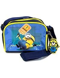 Minion Horizontal Type Shoulder Bag MINIONS Shoulder Bag Pochette Bag Bags Bags Goods Character Tilt Bag 12870...