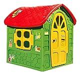 W'Toy 07261 - Casetta, 120 X 113 X 111 Cm