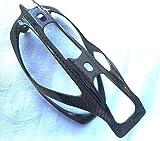 Pieno Carbon Portaborraccia Bici da Corsa portabottiglie Bottle Cage 20G, Klarlack, 74