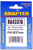 Raynox RA4337A 37-43 mm Step Up Adapter Ring for 37 mm Filter