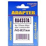 Raynox RARA4337A Bague d'adaptation 37 - 43 mm pour Lentille 37 mm