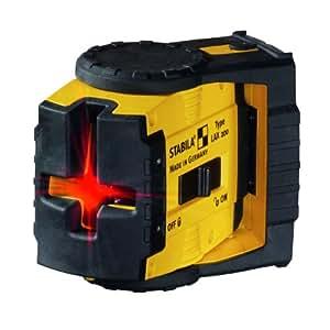 Stabila - Lax 200 - 17283 - Laser lignes croisées (Import Allemagne)