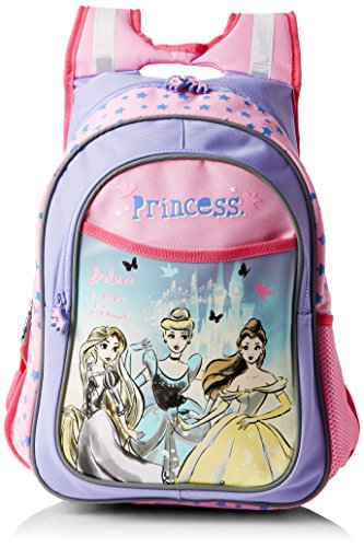 Kind Princess Schuhe Disney (Urban Turtle  Disney Princess Junior,  Unisex Kinder Rucksack  Mehrfarbig)