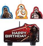 Star Wars Il Potere della Forza Risveglia (Episodio 7) Candeline di compleanno