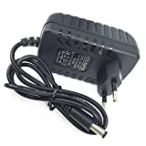 DZYDZR AC/DC Adapter Power Supply DC 12V 2A Netzadapter Wall Plug 2,1/2,5mm x 5,5mm Plug für LED Band