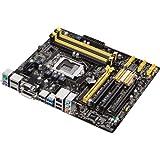 Asus Q87M-E C2 Haswell Motherboard / 1150 Socket / Micro-ATX / Intel Q87 / 16x PCIe / DDR3 Memory / SATA III