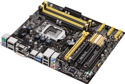 well Mainboard Sockel 1150 (Micro-ATX, Intel Q87, 16x PCIe, DDR3 Speicher, SATA III) ()