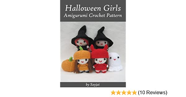 Crochet Pattern Halloween Pumpkins Amigurumi · Kittying Crochet ... | 315x600