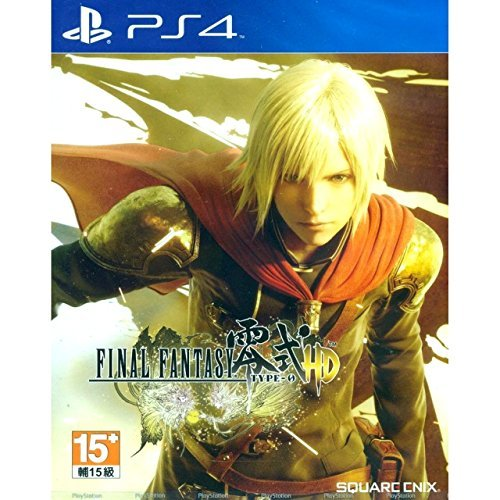 FINAL FANTASY TYPE-0 HD (CHINESE & KOREAN SUBS) PS4 Game by Square Enix (Square Sub)