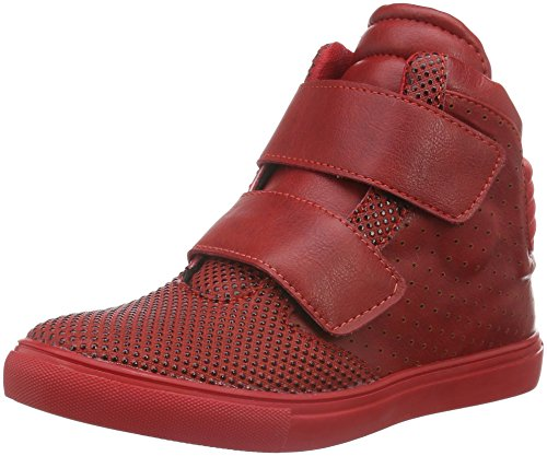 Tamboga, 333, Scarpe da ginnastica Unisex, Adulto Rosso (Red 02)