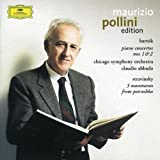 Bartók: Piano Concertos Nos. 1 & 2. Stravinsky: 3 Movements from Petrushka