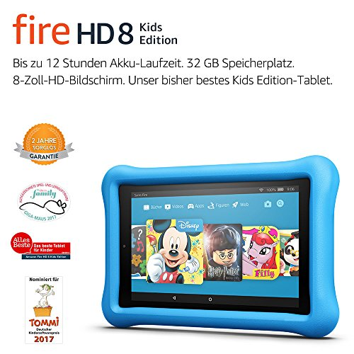 Das neue Fire HD 8 Kids Edition-Tablet - 2