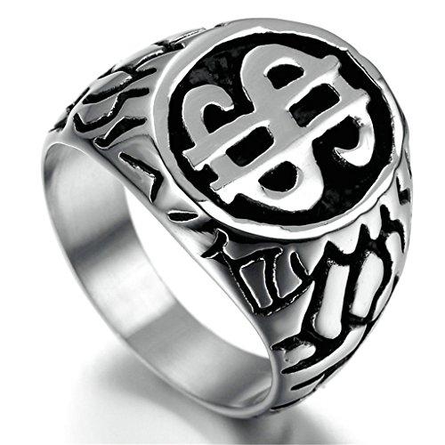 herren-fingerringe-edelstahl-dollar-punk-ringe-gotisch-silber-fr-hochzeit-1010mm-gre-65-207-von-aien