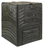 Belli 0188 2 Composteur Compost'Eco 650 L Noir 80 x 100 cm