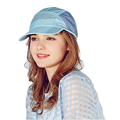 jysport deportes de verano sol sombrero al aire libre UV transpirable