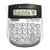 Texas Instruments Taschenrechner TI-1795 SV Silber Display (Stellen): 8solarbetrieben, batteriebetri