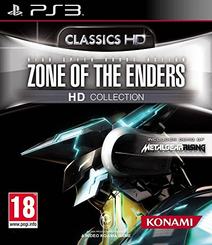 Zone of the Enders HD Collection + Demo Metal Gear R.Revengeance : Playstation 3 , FR