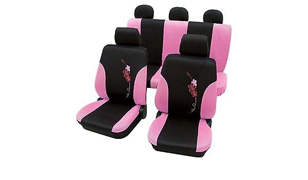ab 07//00-06 Sitzbezüge//Autositzbezug Malta Komplett Set V10 Nissan Almera Tino