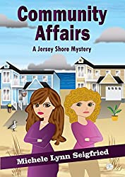 Community Affairs (Jersey Shore Mystery Series Book 3) (English Edition)