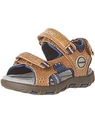 Geox B Sandal Pianeta C - Zapatos primeros pasos para bebé-niños