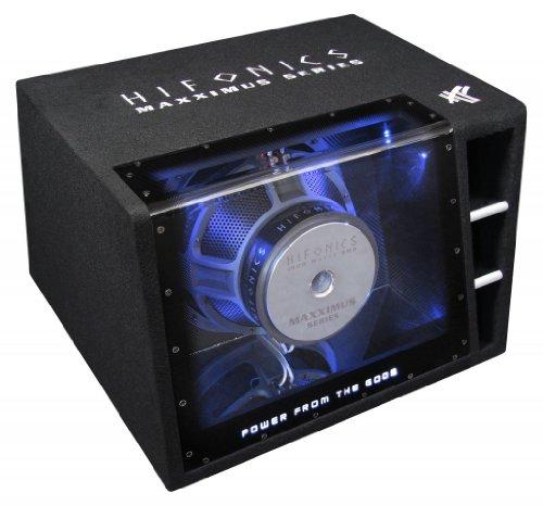 HIFONICS MXZ 12 BP 1000 WATT RMS BANDPASS (Single-bandpass-system)