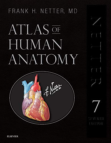 Atlas of Human Anatomy, Professional Edition: including NetterReference.com Access with Full Downloadable Image Bank, 7e (Netter Basic Science) por Frank H. Netter MD