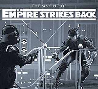 The Making of Star Wars: The Empire Strikes Back (Star Wars (Del Rey)) (0345509617) | Amazon price tracker / tracking, Amazon price history charts, Amazon price watches, Amazon price drop alerts