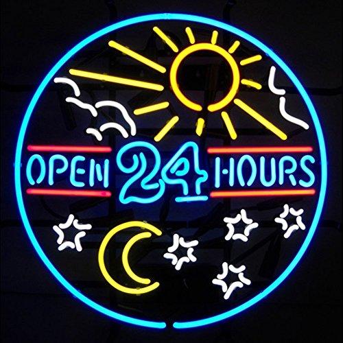 Personalisierte Custom Design Bier Neon 43,2cm W x 35,6cm H, Liqi handgefertigt Glas Röhre Neon Light Zeichen für Home Bar Pub Spiel Raum und Erholung Decor Geschenke (Spiel-raum-zeichen)