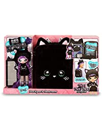 Giochi Preziosi - Na Na Na Backpack Black Bambole Fashion, NAA04210, Nero