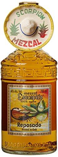 Scorpion Mezcal Reposado mit echtem Skorpion Tequila (1 x 0.7 l)