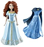 Die besten Mattel Capes - Mattel Disney Princess X4946 - Merida Minipuppe, inklusive Bewertungen