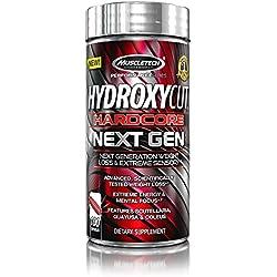 MuscleTech Hydroxycut Hard-core Next Gen - 100 Capsules