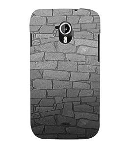 EPICCASE Granite Wall Mobile Back Case Cover For Micromax Canvas 2 A110 (Designer Case)
