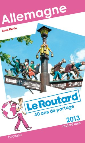 Le Routard Allemagne 2013