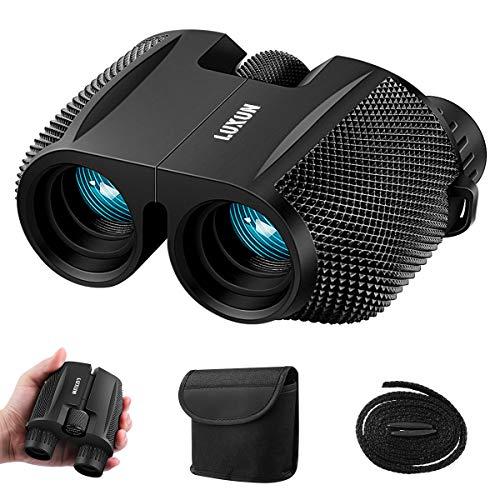 10x25 Vergrößerung Mini Binocular mit Nachtsicht,SGODDE Fernglas