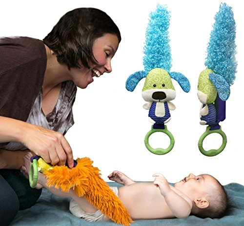 Yoee Baby Puppy - A Developmental Baby Toy That Helps Promote Interaction