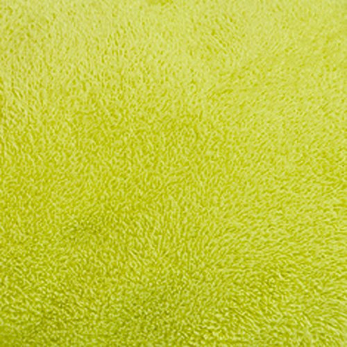 Pink Papaya SNUG ME CORAL FLEECE THROW BLANKET | color: lemon/lime | huge XXL cozy blanket throw blanket bed cover | made of Coral Fleece | Size: 220 x 240 cm | snugly and comfortable, warm fleece blanket