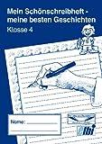 Elbi Schönschreibheft / Geschichtenheft Klasse 4 für Grundschule und Förderschule - H28