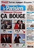 PARISIEN (LE) [No 19458] du 30/03/2007 - GREVE AU PORT DE MARSEILLE - VA-T-ON MANQUER D'ESSENCE ? MODE - PARIS DIT STOP AUX MANNEQUINS TROP MAIGRES - CAHIER CENTRAL SONDAGE EXCLUSIF - CA BOUGE YVELINES - LES EMOUVANTES OBSEQUES DU POLICIER MUNICIPAL PARC DE LOISIRS - DISNEYLAND PARIS FETE SES 15 ANS EDUCATION - LE SOUTIEN SCOLAIRE GRATUIT FAIT UN TABAC NATATION - DEJA UN RECORD DE MEDAILLES POUR LA FRANCE....