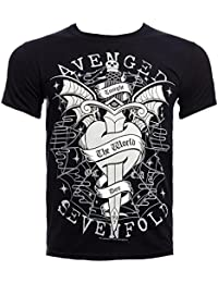 Avenged Sevenfold - Shirt Cloak & Dagger (in XL)