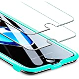 Esr Tempered Glass Screen Protector for iPhone 6s/6 - Ultra Clear - Pack of 2