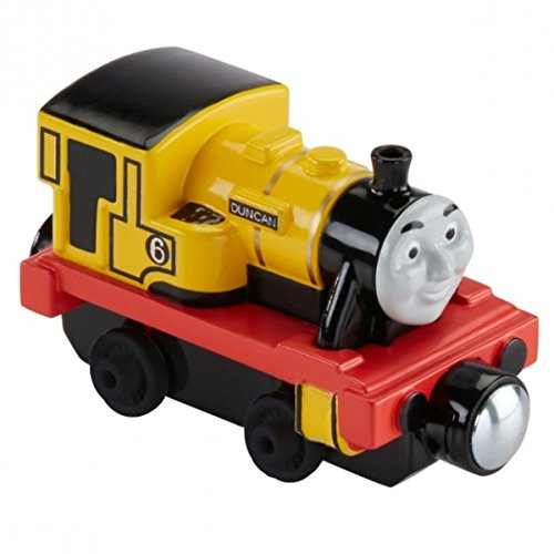 Thomas y sus Amigos - Duncan Locomotora Thomas Take-n-Play - Mattel Thomas & Friends