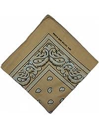 50 %  de réduction-bandana/foulard bandana avec motif paisley 24 couleurs-motif :  100 boolavard %coton.