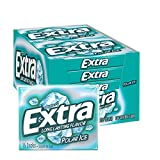 Wrigleys / Wrigley's Extra - POLAR ICE / 150 Stück / 10 Packs je 15 Kaugummis