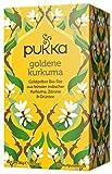 Goldene Kurkuma PUKKA BIO 4 Packungen à 20 Teebeutel